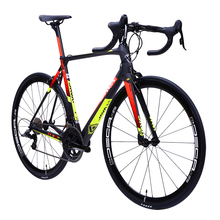 Cheapest prices JAVA FALCO2 Carbon 700C Road Bike with Rival Shifters Derailleur Crankset Aluminium Wheels 22speed Apex Caliper Brakes