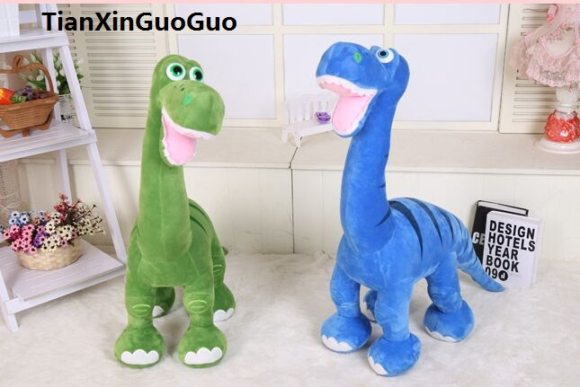 new arrival large 60cm cartoon dinasour plush toy soft doll throw pillow birthday gift w0330 new arrival huge 95cm gray elephant doll soft plush toy throw pillow home decoration birthday gift h2949