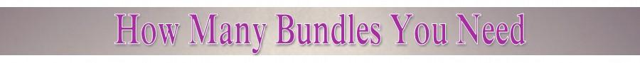how many bundles