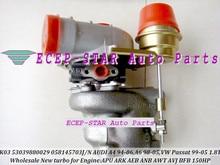 Free Ship K03 29 53039880029 53039700029 058145703J Turbo For AUDI A4 A6 C5 For VOLKSWAGE VW Passat B5 1.8T AEB AJL APU ARK 1.8L
