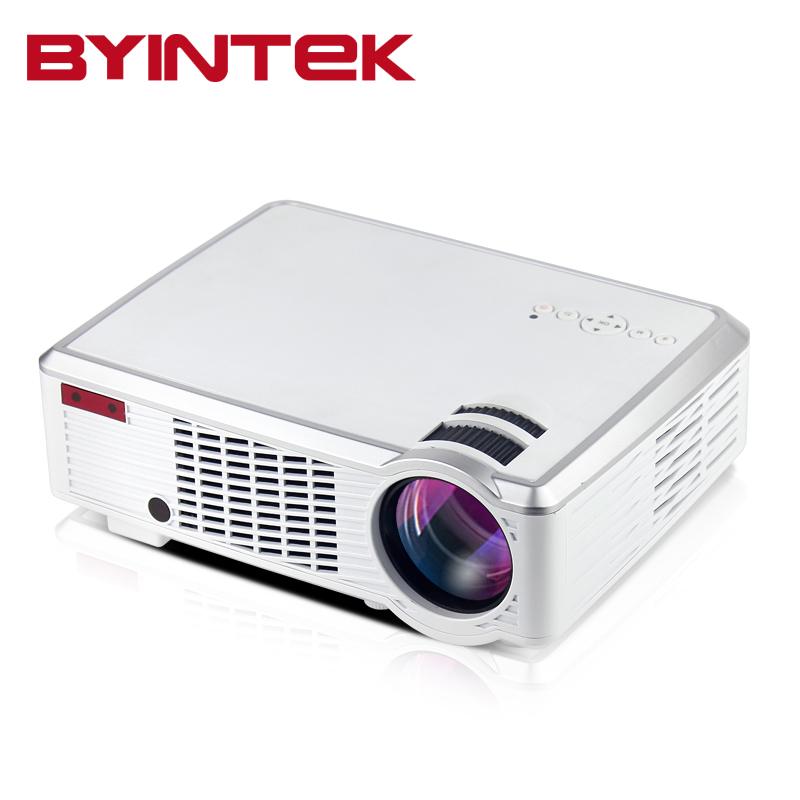 2016 byintek new projector home theater bl110 cheapest for Usb projector reviews