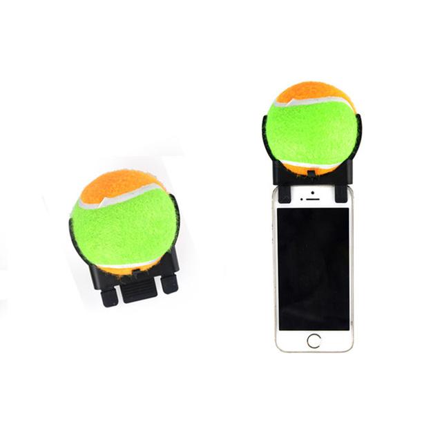 Tennis Ball Mobile Rack Pet Concentration