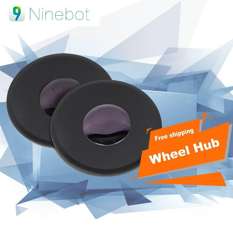 Electric Hub Caps : Original xiaomi mini scooter wheel hubs cap cover