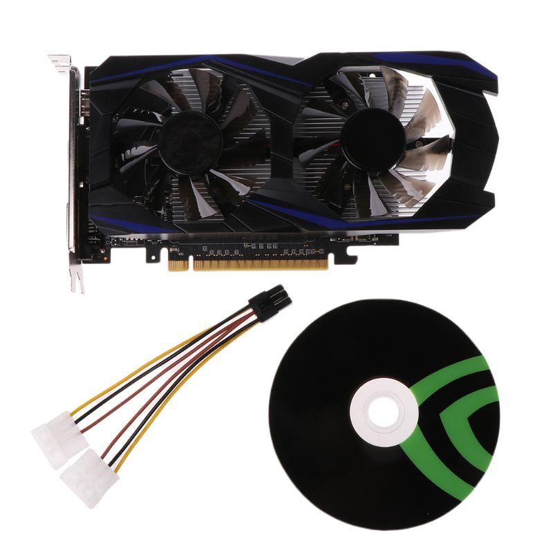 GTX960 4 GB DDR5 128Bit carte graphique de jeu PCI Express 3.0 HDMI VGA DVI carte vidéo pour ordinateur PCI-E GPU pour nVIDIA Geforce