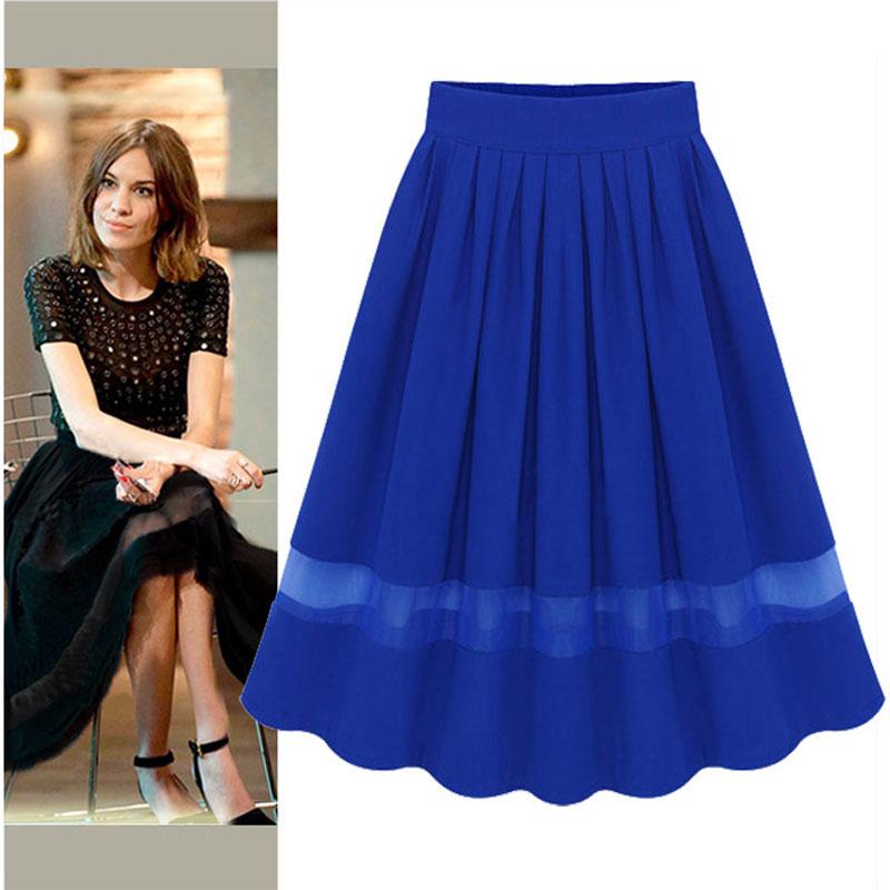 Long Black Summer Skirt Promotion-Shop for Promotional Long Black ...