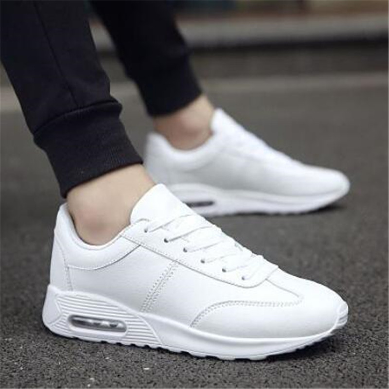New Spring Autumn Men font b Sneakers b font for men air cushion Running Shoes Athletic