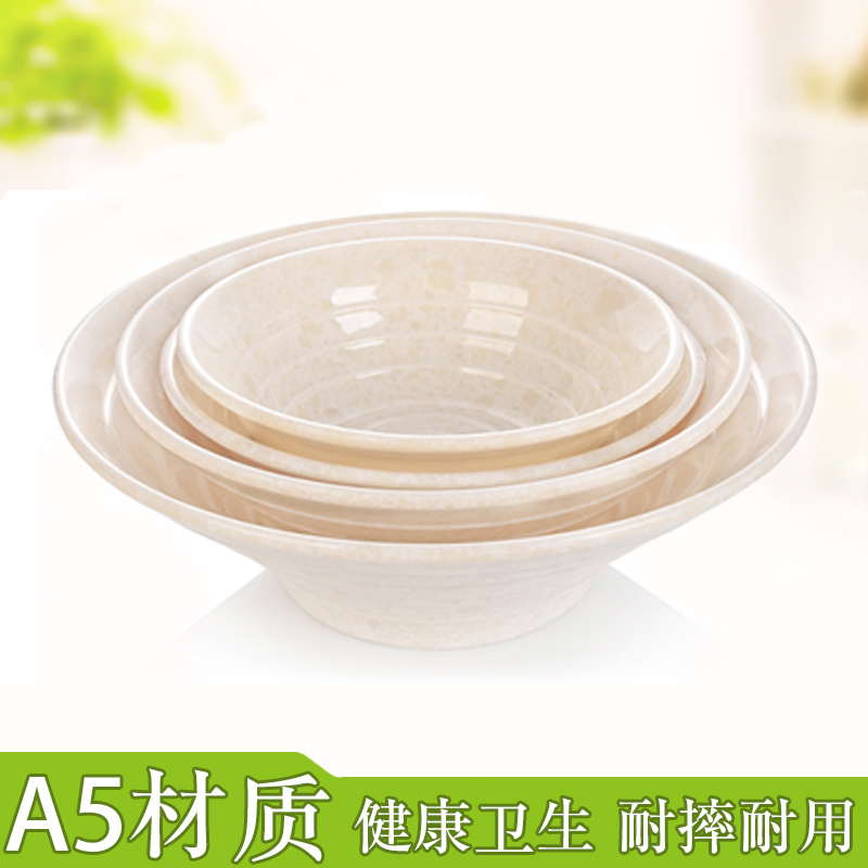 1 Pcs Plastic Dinnerware Durable Melamine Bowl Kitchen Painting Creative Tableware In Bowls From Home Garden On Aliexpress Alibaba Group