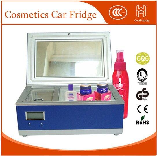 купить маленький холодильник для косметики