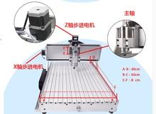 new CNC Router 6040 800W spindle + 1.5KW VFD 220V&110V milling engraving machine