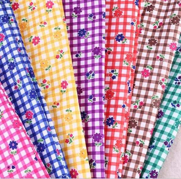 148*100 cm multicolor de impresión de poliéster para niños tejido ropa de cama t