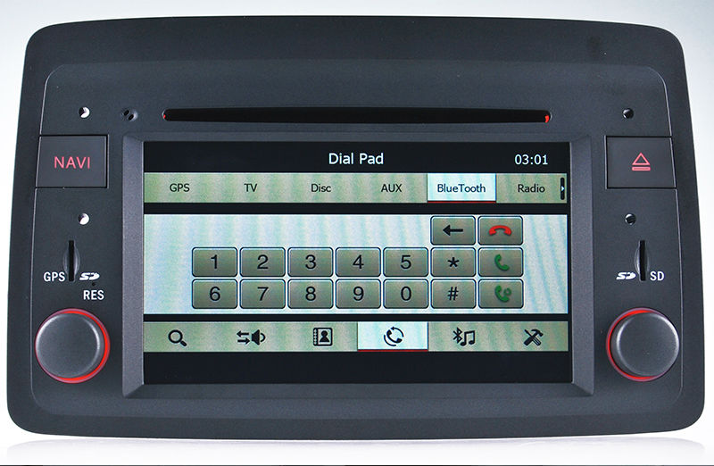 LSQ Star12years car dvd supplier.The longest car dvd supplier in alibaba. & For wince 6.0 7 inch Fiat Panda 2004 onward car dvd player gps with ...