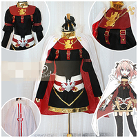 Anime Cosplay Costume Fate/GrandOrder Astolfo Cosplay Dress Custom Made Battle Suit Z