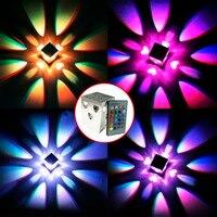 AC85-265 3 Watt Herzform Led Wandleuchten Aluminium Fall für schlafzimmer nacht Wohnzimmer Treppen Moderne haus dekor freies verschiffen DA