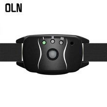 OLN Dog Training Necklace Mini Shock Bark Prevention Chargeable Equipment Pet Stop Device