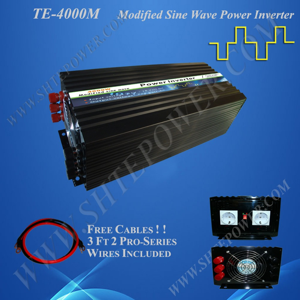 dc to ac power inverter 4kw 48v 4000w inverter
