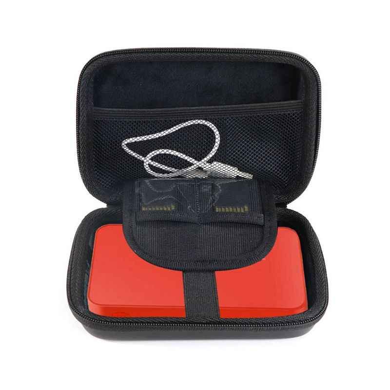 新ミニポータブルハード EVA 収納袋保護キャリングケースのため Xiaomi XPRINT PV-123 プリンタアクセサリー