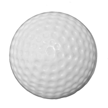 100Pcs Hollow Golf Balls Indoor Practice Training Balls Golf Training Aids Golf Accessories Outdoor Sports