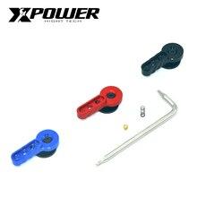 XPOWER Una Maggiore Sicurezza di Alluminio Alavanca Selettore Leva Selettore Interruttore Set Per Airsoft AEG Gel Blaster Accessori di Paintball