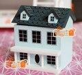 Мини кукольный дом Мини-мебель, аксессуары для куклы играть dollhouse серый голубой топ прекрасная вилла