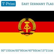 90*150 см/60*90 см/40*60 см/15*21 см GDR флаг Восточной Германии y баннер 3x5ft