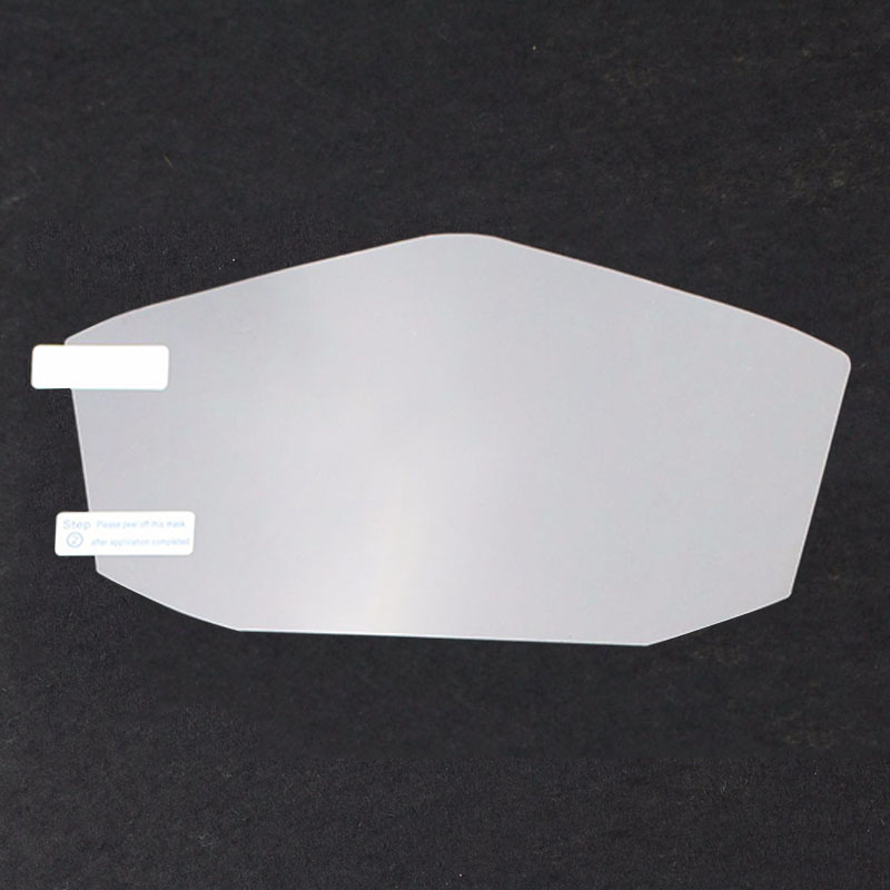 Cluster Scratch Protector Clear Film Screen for Aprilia RSV4 RR//RF DORSODURO 900