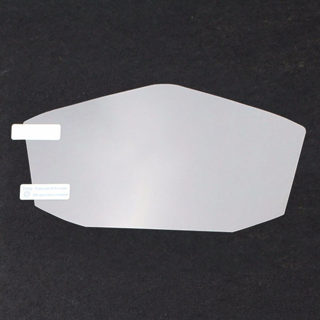 Motorcycle Cluster Scratch Protection Film Screen Protector for Aprilia RSV4 RR RF DORSODURO 900 Tuono Shiver 900