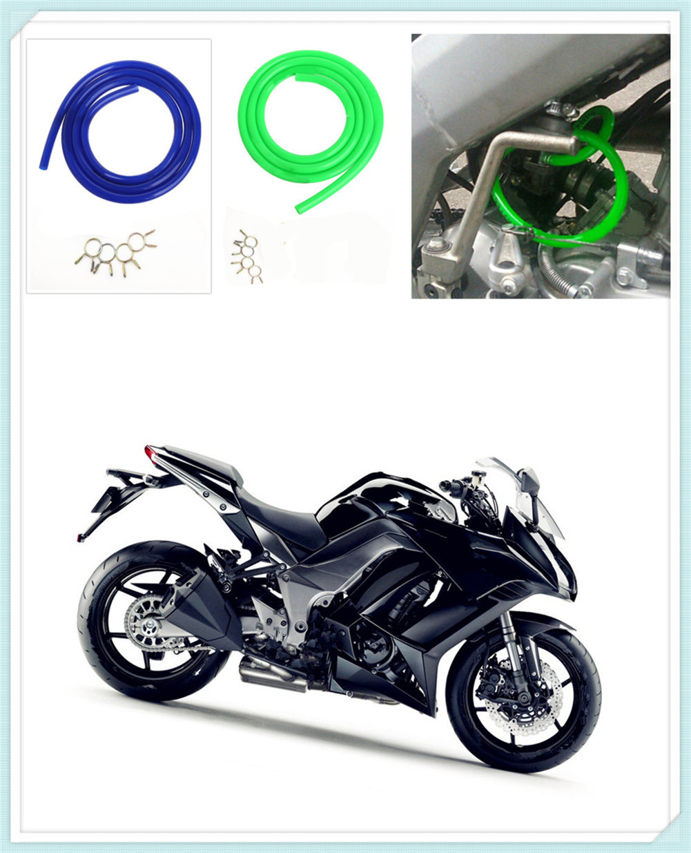 1 M motorcycle <font><b>parts</b></font> modified fuel pipe rubber high temperature for <font><b>YAMAHA</b></font> XP500 XP530 FZ600 SRX600 <font><b>XJ600</b></font> FZ400 R FZX700 FAZER image