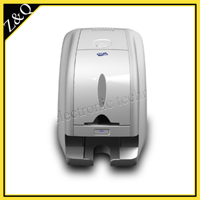 IDP Smart 30S Single-sided ID Card Printer for Access cards or other cards printing with two 650643 YMCKO ribbon