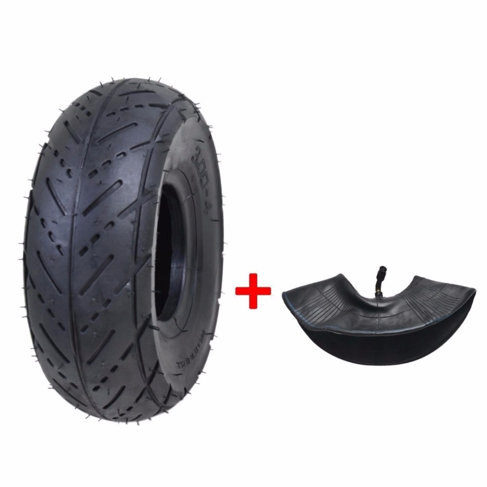 3.00 4 / 260 x 85 Tires+Tube for Electric Scooter Go kart