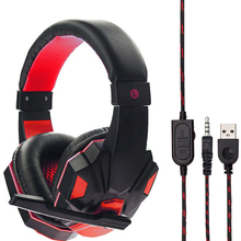 Headphones Wired Gaming Headset Stereo with Mic for PS4/XBOX /ONE Sport Magnetic Ecouteur fone de ouvido 18Oct25