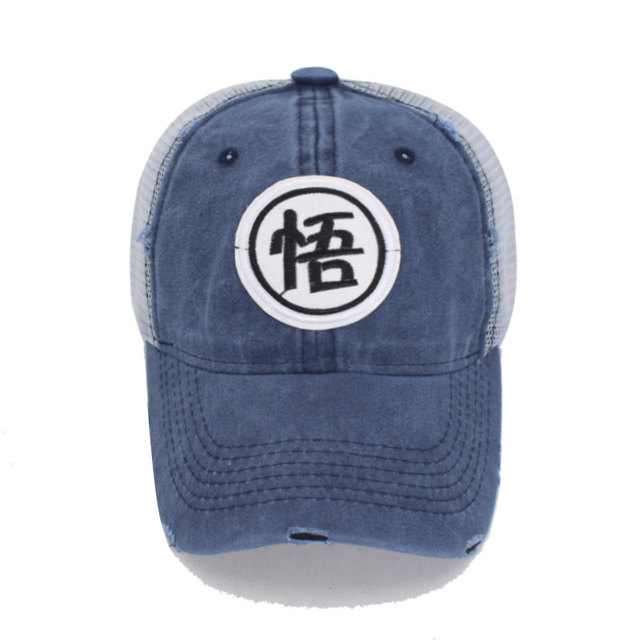 DRAGON BALL BASEBALL CAPS (3 VARIAN)