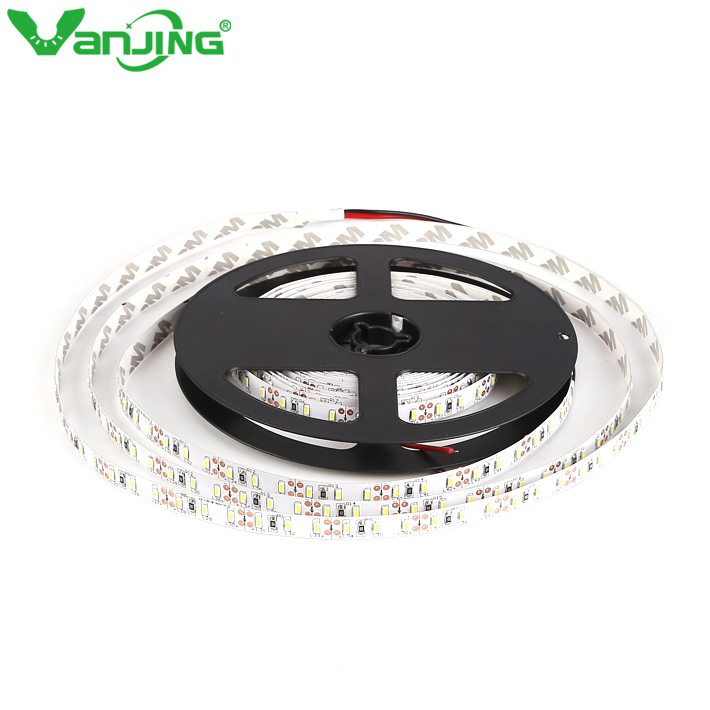 3014 SMD LED Strip 12V 5M 600Leds Nonwaterproof IP20 Diode Tape Warm White/Cool White Flexible Light Super Brightness 120Leds/M