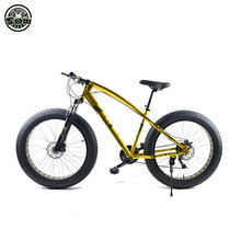 Love Freedom Fat bike 26 inch 21-speed 24-speed off-road beach cars snow 4.0 super wide tire mountain bike men and women student