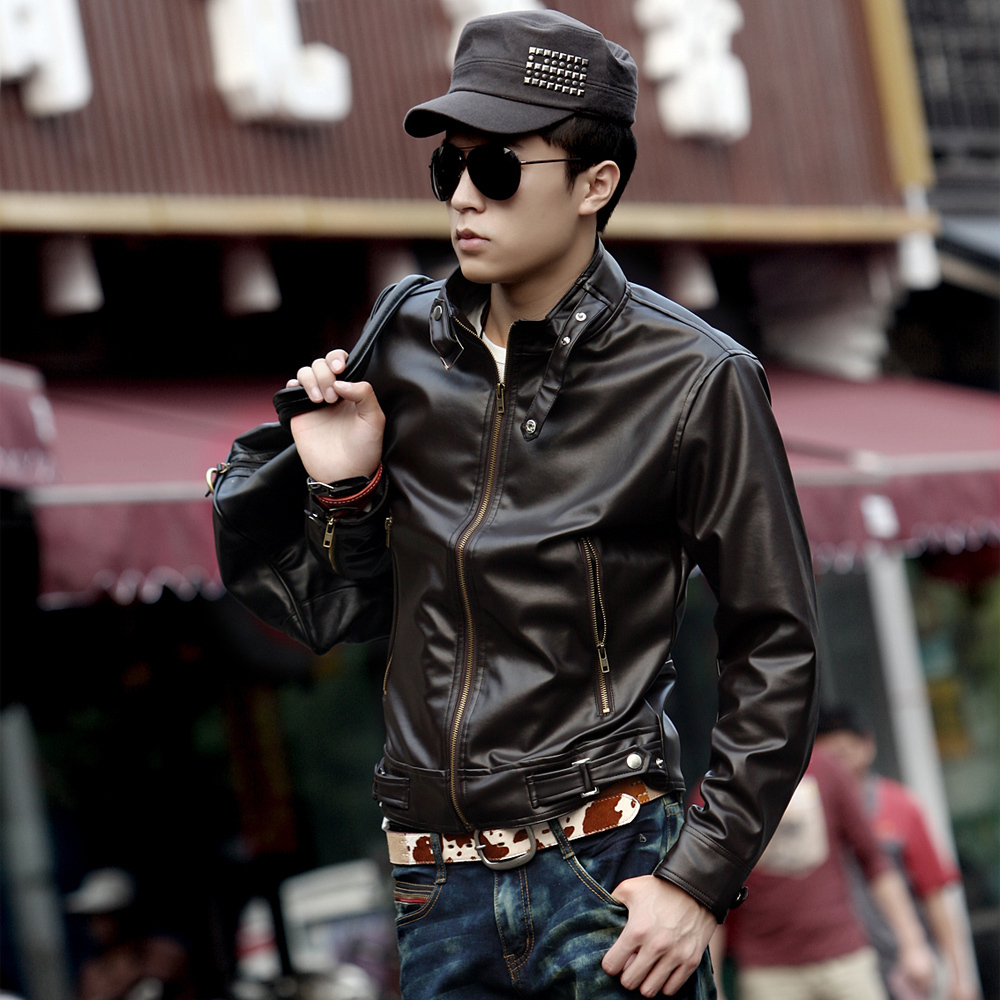 Leather Coat Stores Promotion-Shop for Promotional Leather Coat ...