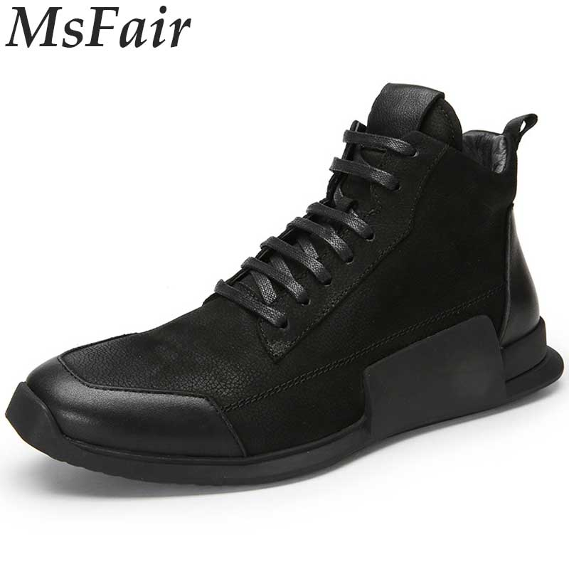 MSFAIR 2018 New Men Skateboarding Shoes Sport Shoes For Men Outdoor Athletic Walking Shoes Man Brand Men Sneakers Canvas Shoes peak sport speed eagle v men basketball shoes cushion 3 revolve tech sneakers breathable damping wear athletic boots eur 40 50