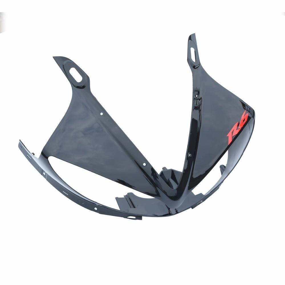 Литья под давлением Кузов обтекателя комплект пригодный для Yamaha YZF R6 03-04 R6S 06-09 08 15B