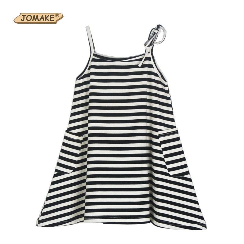 Classic Striped Girl Dress Family Fitted Girls Dresses Summer 2016 Casual Kids Clothes Costume For Baby and Mother Girl Clothing 2016 new girls clothes brand baby costume cotton kids dresses for girls striped girl clothing 2 10 year children dress vestidos