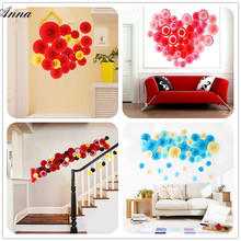 10inch 25cm Cheap Paper Fans For Wedding Tissue Paper Fans Flowers Birthday Party Holiday
