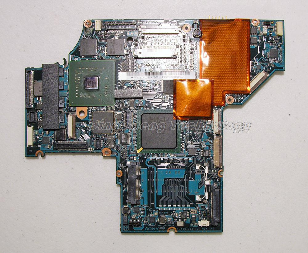 MBX 147 laptop Motherboard For Sony VGN-SZ MBX-147 A1171213A for intel cpu with 945GM non-integrated graphics card DDR2