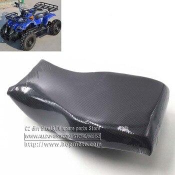 Asiento ATV Quad 50cc 70cc 90cc 110cc 125cc para Toro pequeño chino 450MM de longitud