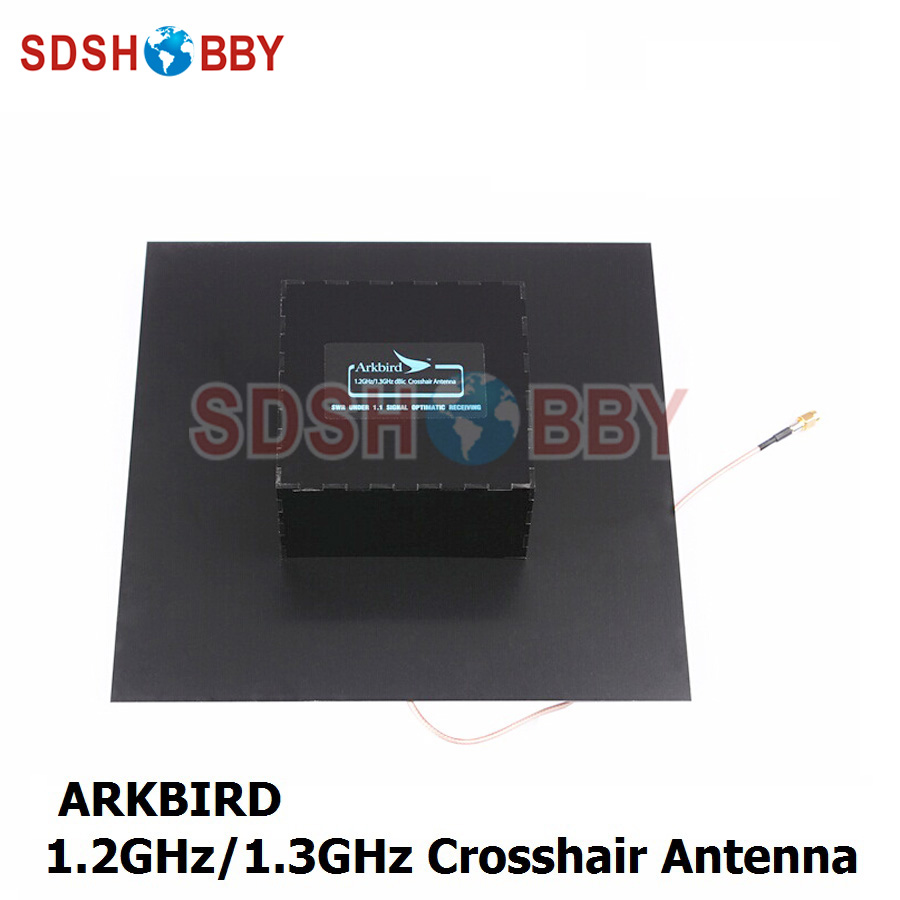 цена на ARKBIRD Original High Gain 1.2GHz 1.3GHz 10dbic Directional Panel Antenna FPV Crosshair Antenna