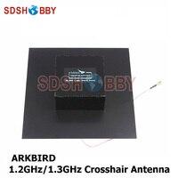 ARKBIRD Original High Gain 1.2GHz 1.3GHz 10dbic Directional Panel Antenna FPV Crosshair Antenna