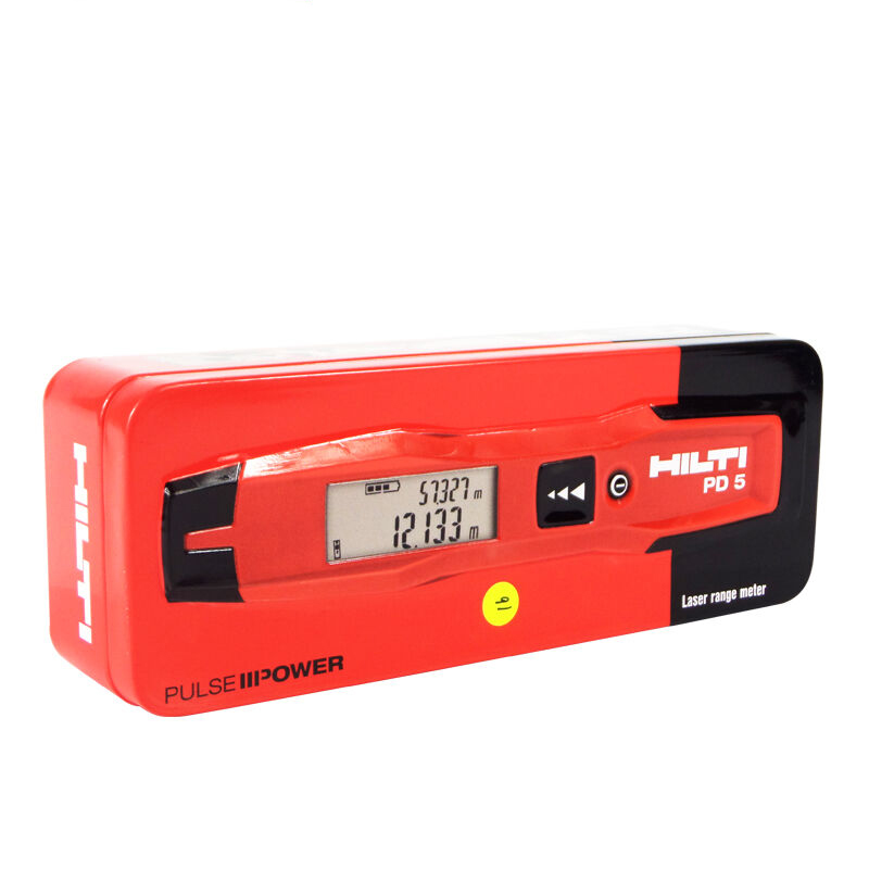 NEW HILTI PD5 LASER RANGE METER PD-5 FACTORY SEALED 2004789 FAST SHIPPING