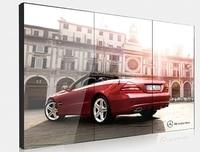 5760x1080 p 1x3 sztuk suport panelu monitora CCTV BNC VGA DVI HDMI sygnału 3.5mm Bezel wyświetlacz lcd lcd video wall