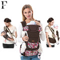 эргономичный рюкзак переноски детей воздухопроницаемый ребенок рюкзак слинги для младенцев малышей подтяжки кенгуру слингперевозчик
