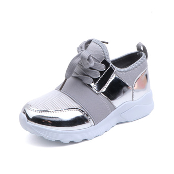 COZULMA New Kids Fashion Sneakers For Girls Children Soft Bottom Shoes Girls Boys Light Sneakers Kids Sports Shoes Outdoor Flats new 2017 pink black children fashion girls boys led light roller skate shoes for kids shoes kids sneakers with wheels page 2