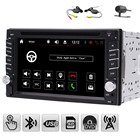 EinCar UI 6.2'' HD Double 2 Din Car Stereo System Automotive DVD Player in Dash Radio Hands-free Bluetooth USB SD MP3 Player