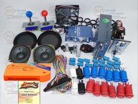 Arcade Parts Bundles Kit With Pandora Box 5 Upgrade Version VGA HDMI Output American Style Joystick