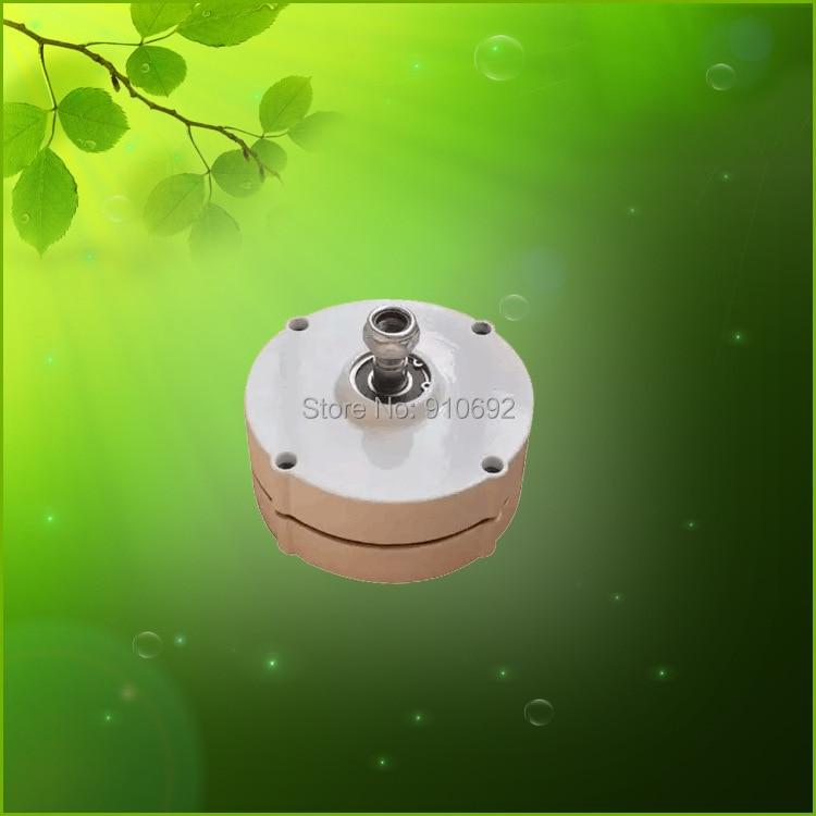 100w 12v water proof alternator permanent magnet generator 12v 24v with base