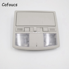 Cafoucs салона Накладные лампы консоли для Mazda 6 2007-2012 Чтение свет с люк переключатель GS4A-69-970D-30